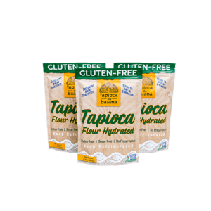 OFFER 2 – 3 Tapioca Packages